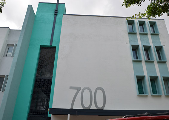 The 700 Condos